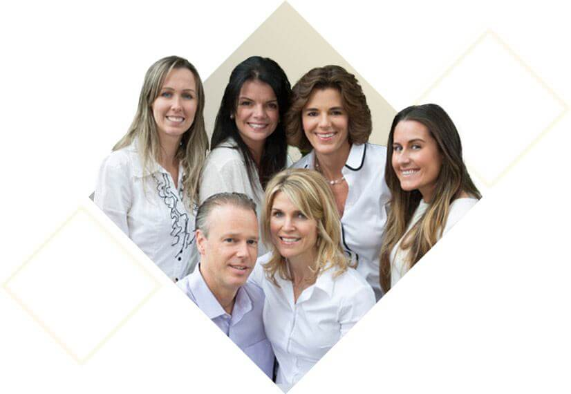 The Westfield dental team